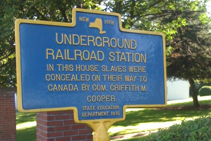 Williamson-Pultneyville Underground Railroad Tour